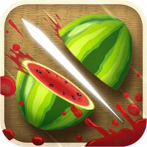 flash-игра Fruit Ninja
