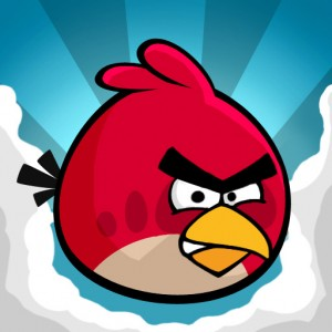 flash-game: Angry Birds